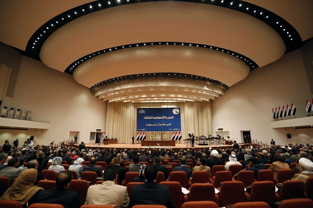 Iraq parliament pushes back against PM over key reforms