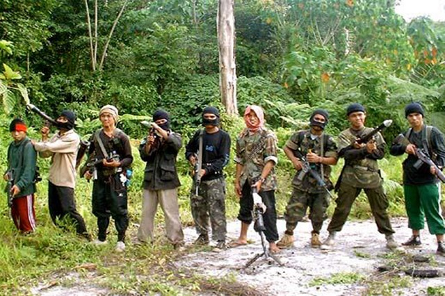 Philippine military rescues five Abu Sayyaf hostages