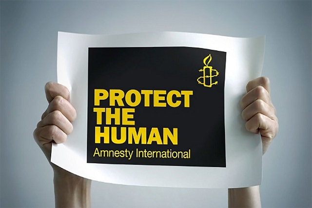 Amnesty urges UK to raise Egypt human rights concerns