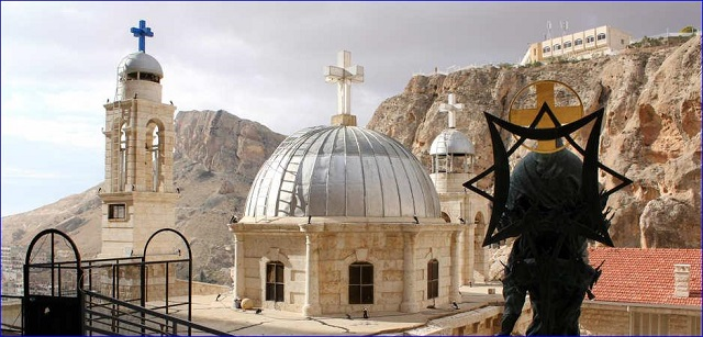 Syria's Christians issue complaint against PYD, YPG