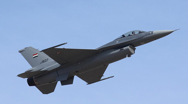 Iraq to receive fresh batch of F-16s from US