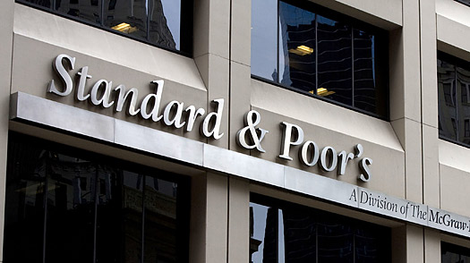 Turkey's S&P credit rating stays at BB+