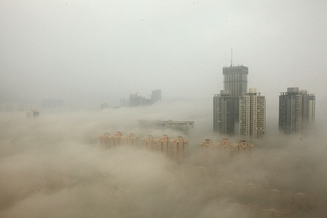 China: 5-year aim for pollutant emissions reduction met
