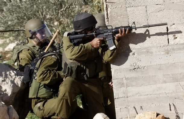Palestinian killed by Israel army fire