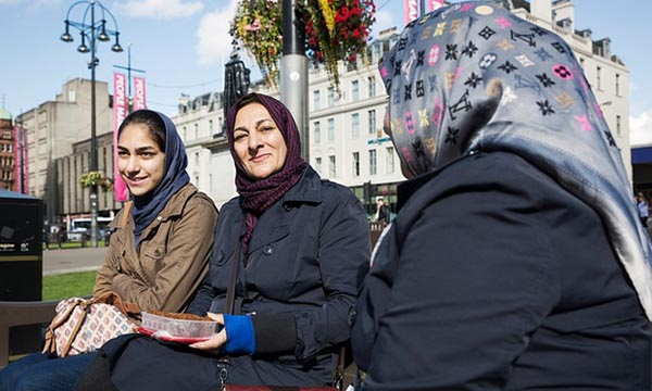 Scotland to take 300 Syrian refugees before year end