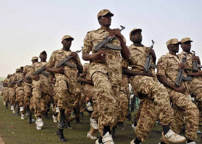 400 more Sudanese soldiers arrive in Yemen