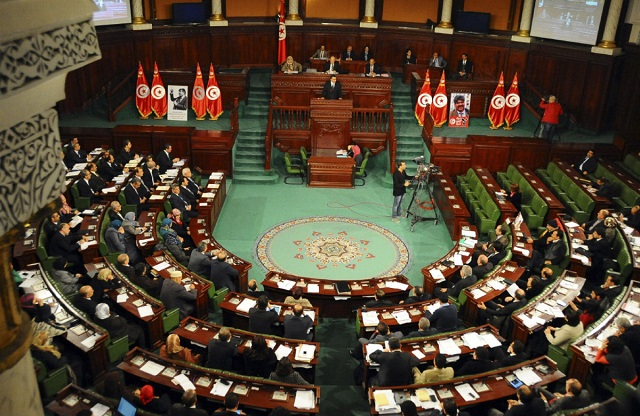 Tunisian ruling party MPs resign amid internal rifts