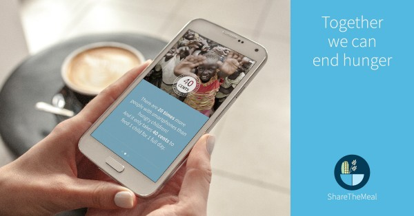 UN launches app to help feed refugee children