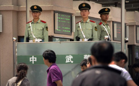 Police torture rife in China despite reforms