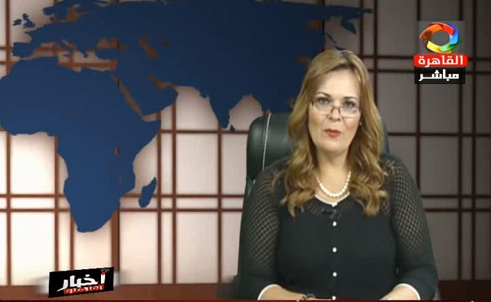 Egyptian TV anchor suspended for criticizing Sisi