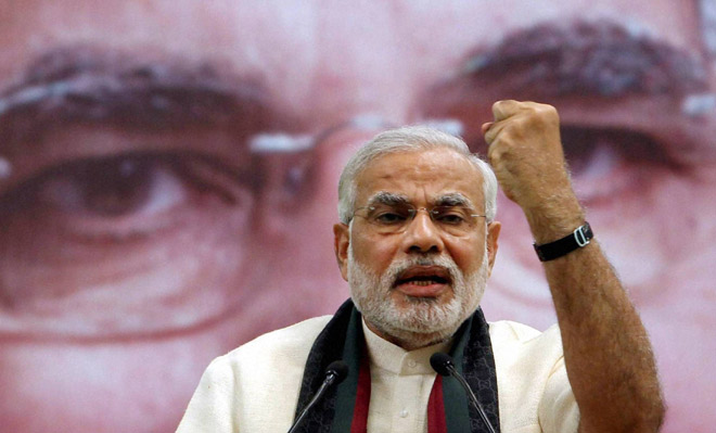 Modi vows to strip Muslim immigrants of vote in eastern India