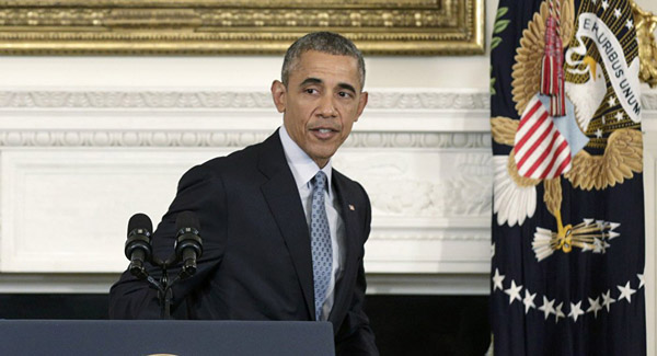 Obama lifts sanctions on Liberia