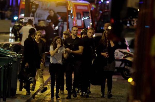 French suspect's family held in Paris attack probe