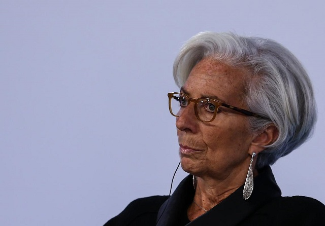 IMF chief sees potential in Islamic financing