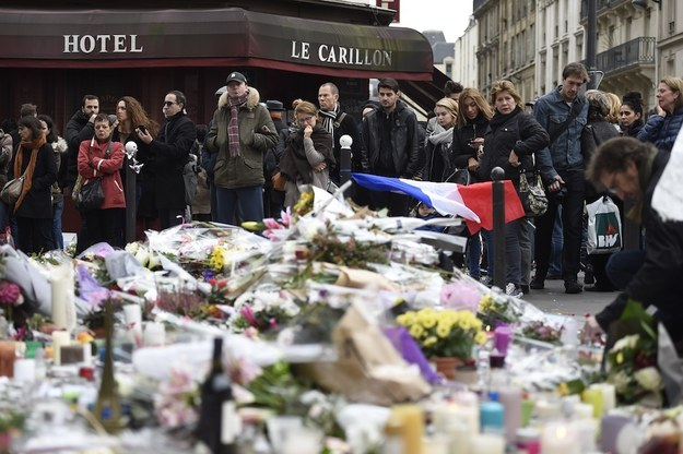 Minute's silence across Europe for Paris victims