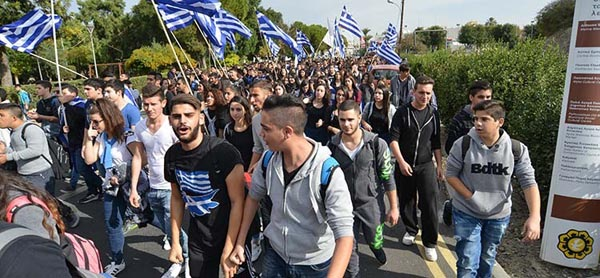 Turkish Cypriots attacked by extremists