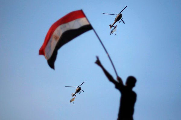 245 Egyptian students reported killed since 2013 coup