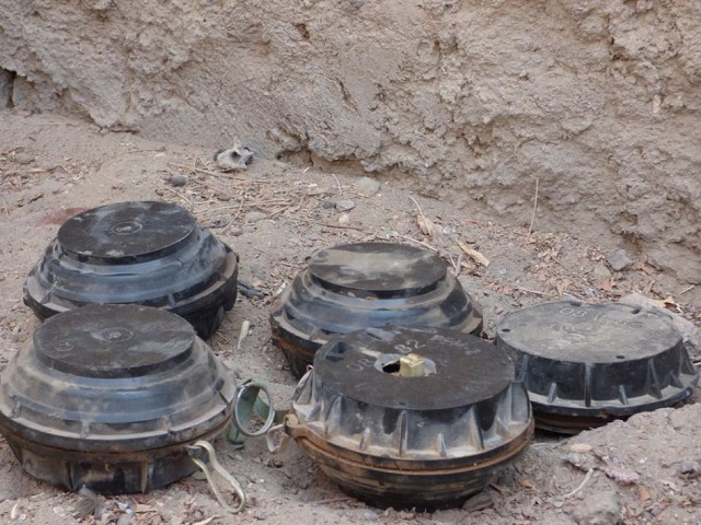 Rebel landmines killing Yemen civilians: HRW