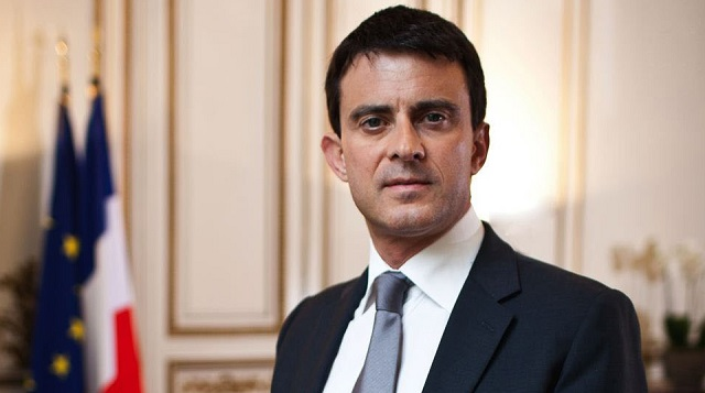 EU must stem refugee intake: French PM