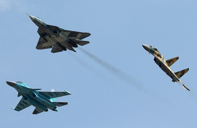 Russia, China agree $2bn warplanes deal
