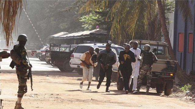 80 hostages freed in Mali hotel siege