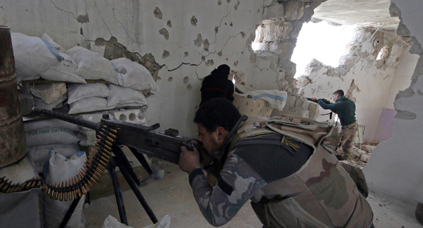 Turkmen seize Syrian villages controlled by ISIL