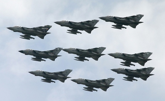 First UK airstrikes in Syria 'two weeks away'
