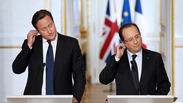 Cameron offers France use of Cyprus airbase