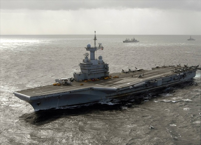 France launches new missions over Syria, Iraq