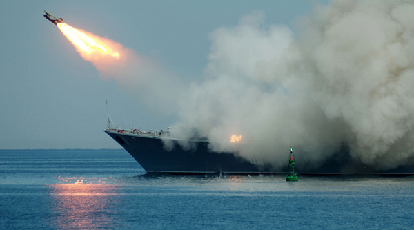 Russian missiles disrupt Middle East air traffic