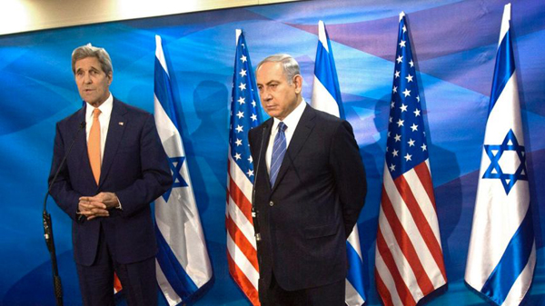 US refuse to recognise Israeli settlements