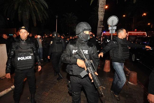 Tunisian attacks were planned in Libya