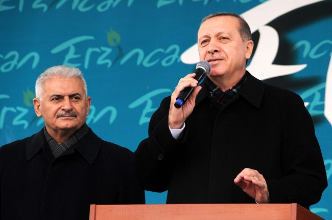 Erdogan warns Putin from 'playing with fire'