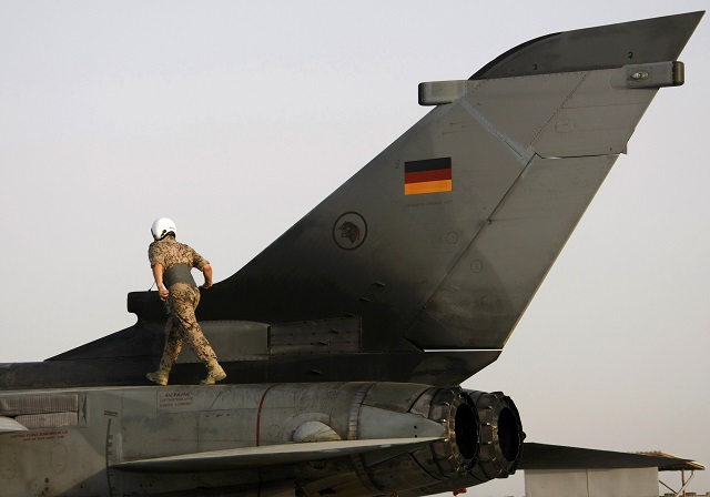 German army to support airstrikes against ISIL