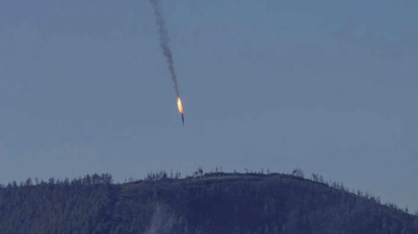 Shooting down of Russian warplane not surprising