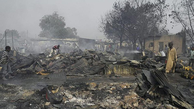 Boko Haram torch 50 homes in Niger