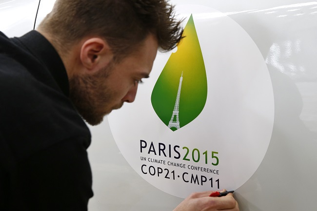 World leaders in Paris for climate-rescue summit