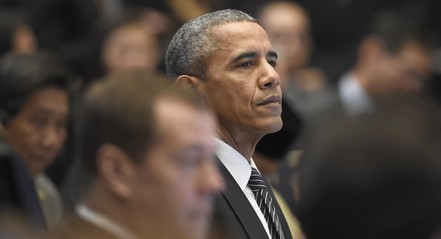 Obama pushes for calm in Russia-Turkey row