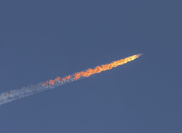 US confirms downed Russian jet violated Turkish airspace