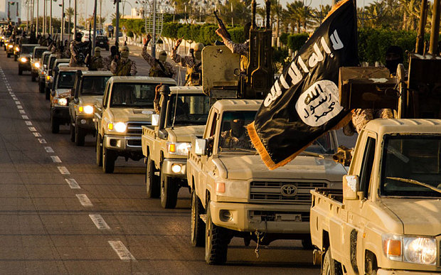 Italy says ISIL has 5,000 fighters in Libya