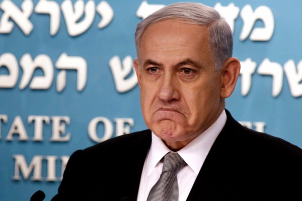 Israel PM ready for unconditional talks with Palestinians