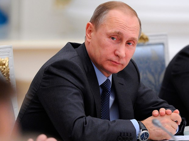 Putin orders beginning of  military withdrawl from Syria