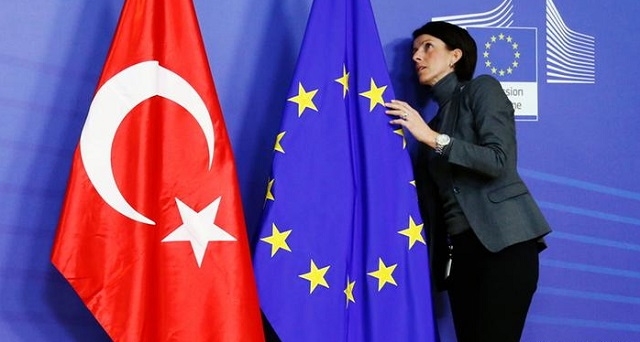 Turkey becomes EU's fifth-largest trade partner
