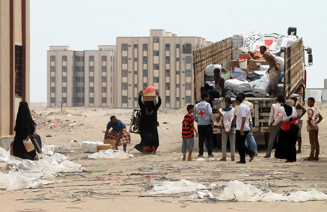 UN pushes for Syria aid with Ramadan round the corner