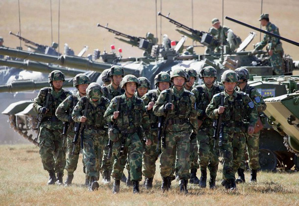 Japan, China aiming to open military hotline