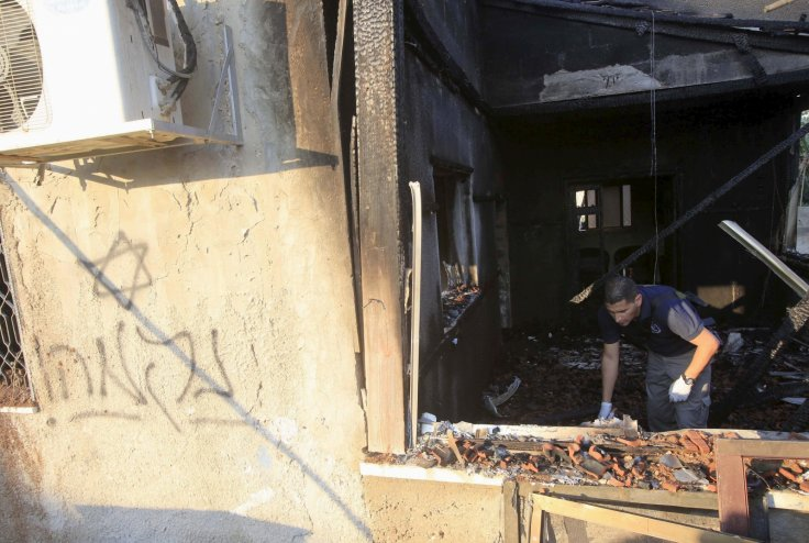 Palestinian arson victims say attacks pose constant threat