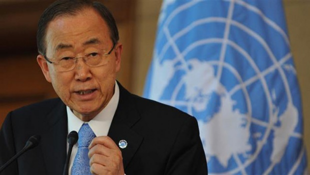 UN chief: It's human nature to react to occupation