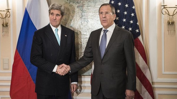 Lavrov, Kerry to meet in Zurich on Jan. 20 for Syria talks