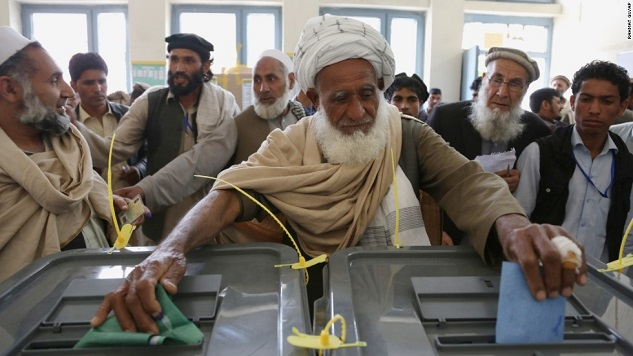 Afghan security chiefs vow free, fair elections in 2018