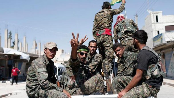PYD tries to cut opposition supply lines in Syria's Aleppo